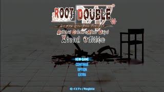 《ギャルゲー》前からやりたかった名作『ルートダブル-ROOT DOUBLE-』ゲーム実況 Part1