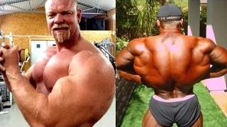 【筋トレ】握力192kg(世界一)マグナスetc..世界の猛者たちのトレーニング映像