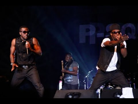 RUDEBOY AND MR P ( PETER & PAUL) PSQUARE FINALLY REUNITED BY TUPEE