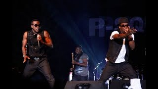 RUDEBOY AND MR.P ( PETER & PAUL) PSQUARE   FINALLY REUNITED BY TUPEE