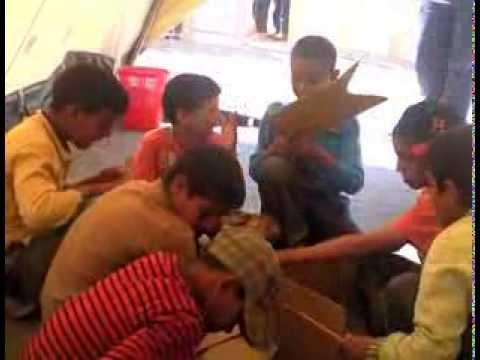 Across the Border - a short documentary on Libyan refugees