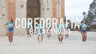 Coreografía  Coreography Juan Magan - Baila Conmigo Ft. Luciana