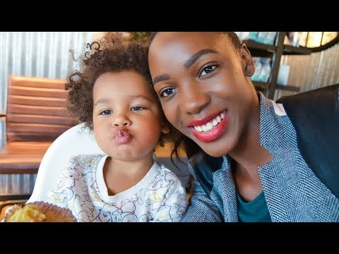 MOMMY SON BREAKFAST DATE - VLOGGING MY LIFE IN NORWAY