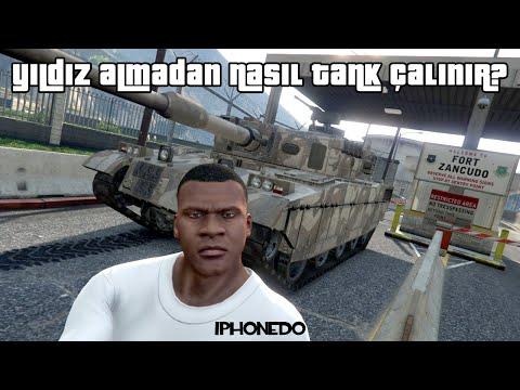 Gta Yildiz Almadan Tank Calmak