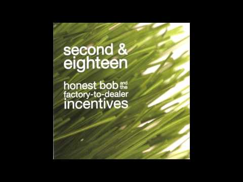 I Get By - Honest Bob and the Factory-to-Dealer Incentives