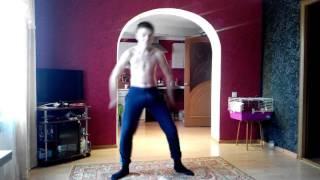 Уроки танцев от Димона, парень жжёт