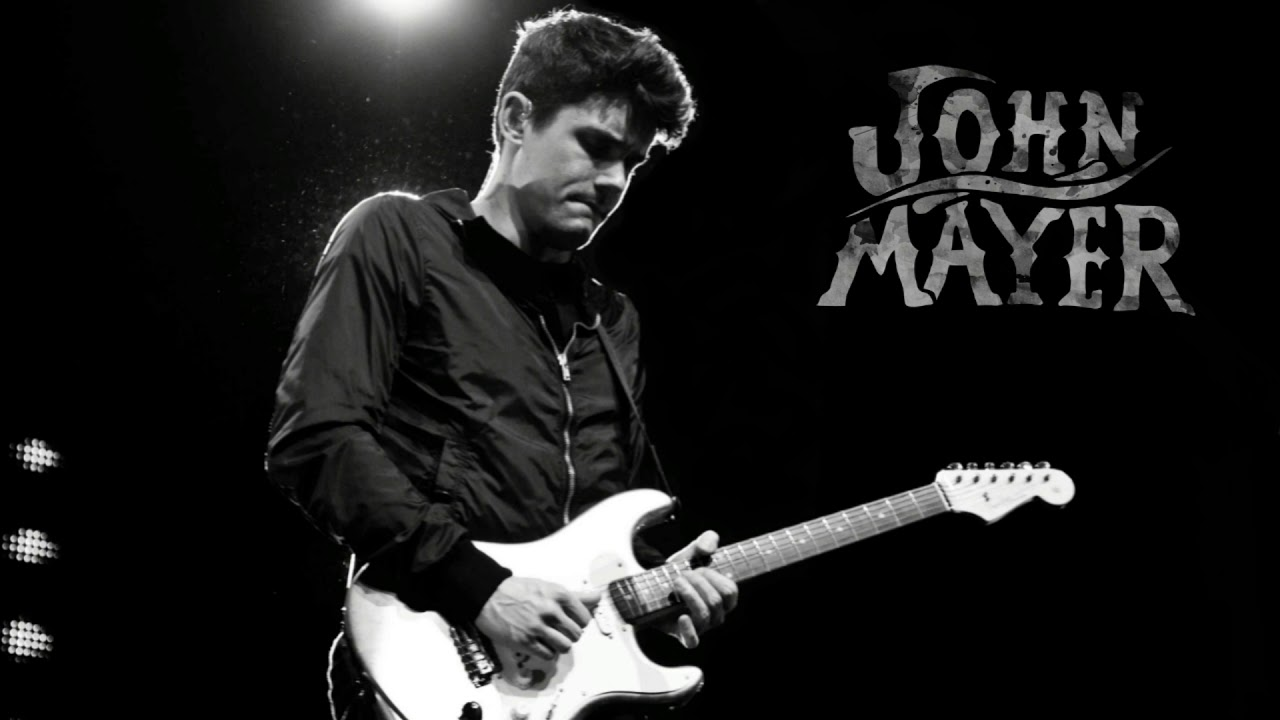 John Mayer  Slow Dancing In A Burning Room Backing Track  YouTube