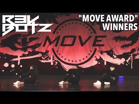 R3V BOTZ | Move Dance Competition