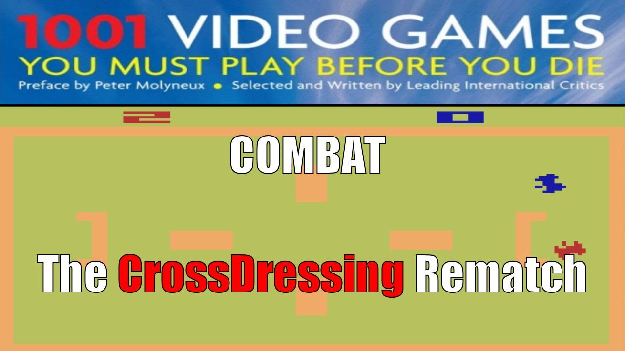 0005 Combat The Crossdressing Rematch 1001 Video