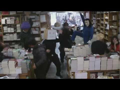 harlem shake athens bookstore (simos productions)