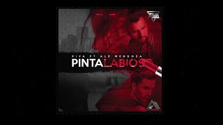 Piva - Pintalabios feat Ale Mendoza (Lyric Video)