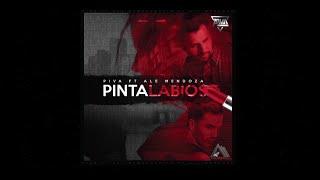 Piva - Pintalabios feat Ale Mendoza (Lyric Video)