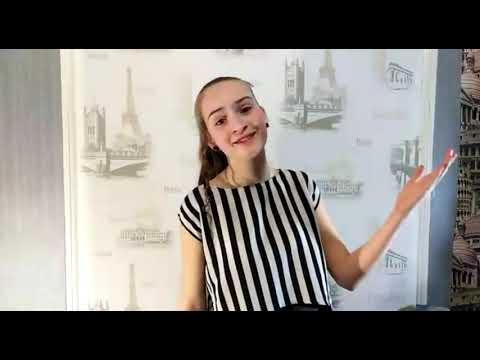 """Елизавета Костюкова """"Скрипач на крыше"""" (И. Резник, Р. Паулс)"""