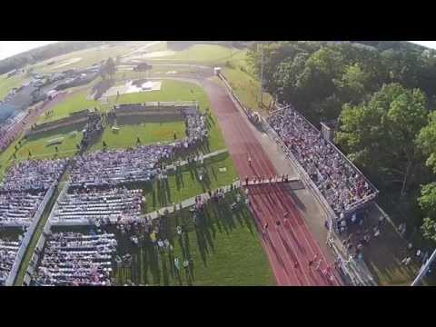 Southern Regional High School Graduation- Class of 2014 Aerial Video