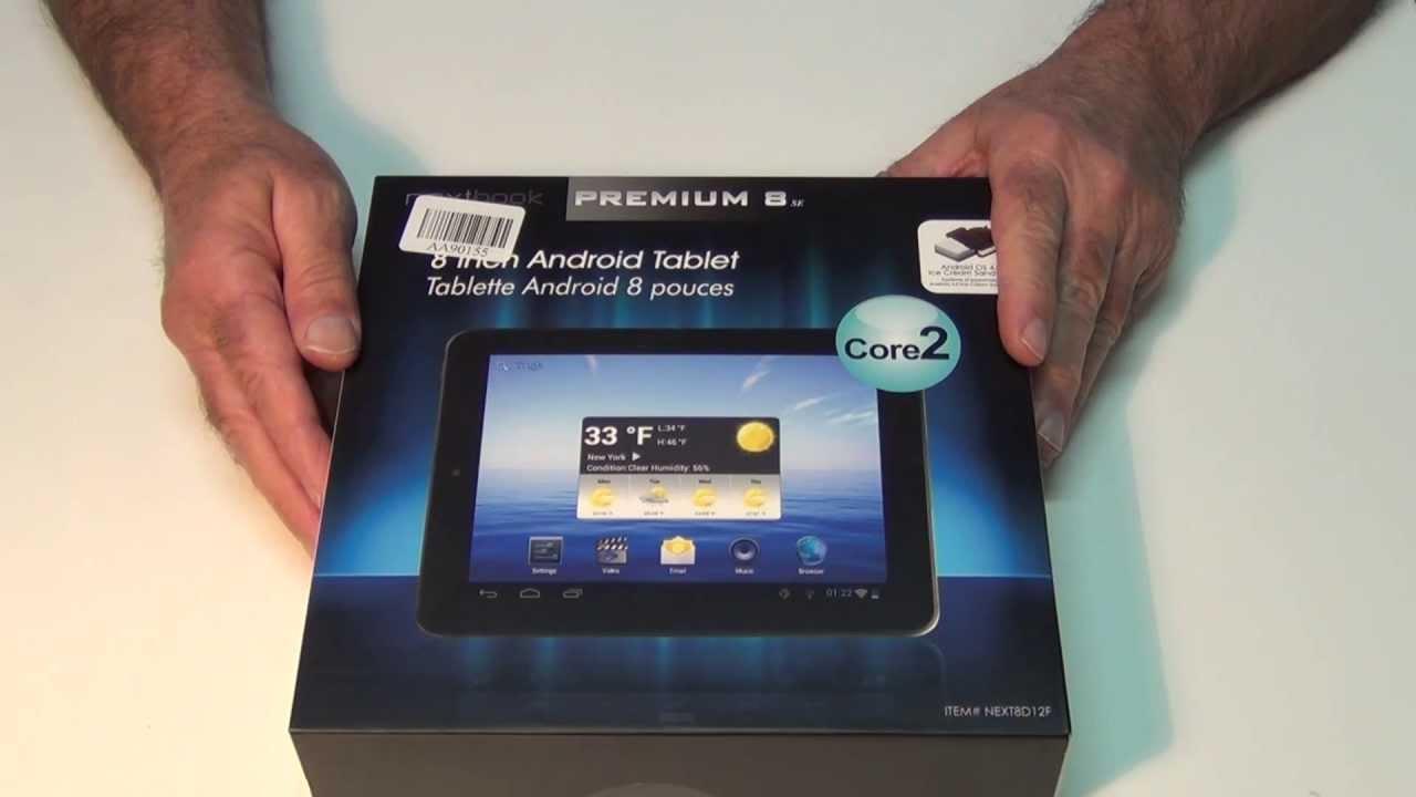 Nextbook Premium 8se Dual Core Tablet Pc 8 Quot Touchscreen