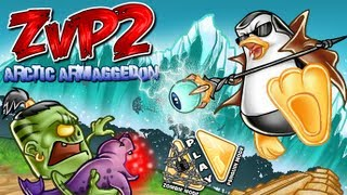 Zombies vs Penguins 2-Walkthrough