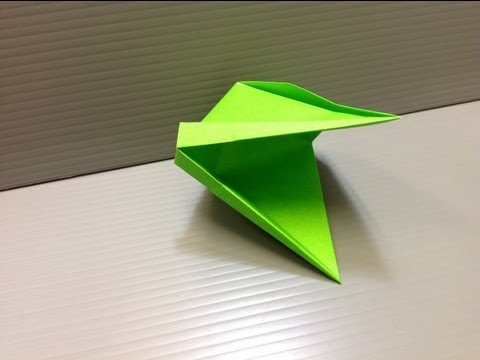 How To Make An Origami Snapper [HD]