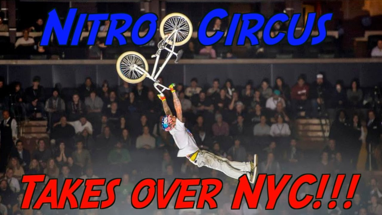 nitro circus takes over new york city youtube. Black Bedroom Furniture Sets. Home Design Ideas