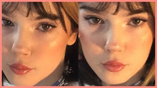 Natural but cute makeup tutorial