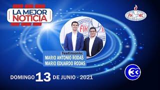 #LaMejorNoticia | Domingo 13 de junio 2021 | Especial Día del Padre | Capítulo Paraíso