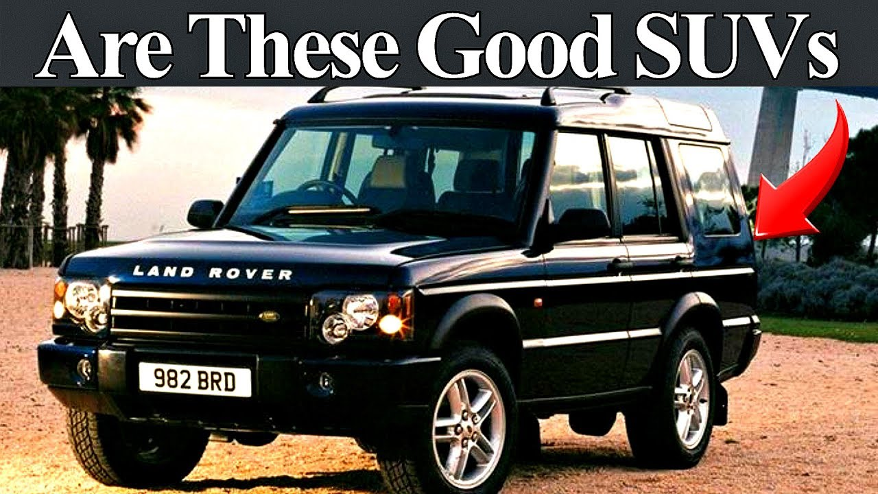 Land Rover Discovery 2 >> All You Need To Know About The Land Rover Discovery Ii