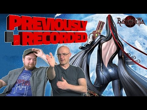 Previously Recorded - Bayonetta