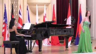 "Оксана Клейдинц - Инесса Мартиросян №32 Гаэтано Доницетти, каватина Норины, опера ""Дон Паскуале"""