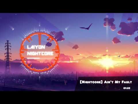NIGHTCORE - Zara Larsson - Ain't My Fault (Macky Gee X Phantasy Bootleg)