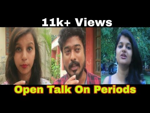 Open Talk About Periods | Chennai Girls...