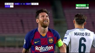 Lionel messi scores 2 goals vs napoli (08/08/2020) hd - i must state that in no way, shape or form am intending to infringe rights of the copyright holder....