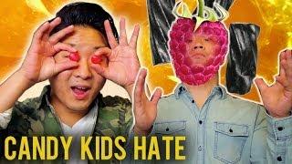 CANDIES KIDS HATE BUT GROWN UPS LOVE   Fung Bros
