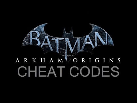 COM; Batman; Arkham Origins; Single Player Cheats Part #1
