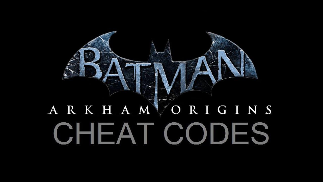 Batman arkham iso Origins cheats Android Apk hack