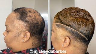 Great hair Unit transformation ❤️