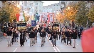 CasaPound Italia corteo a Trieste - Video Ufficiale