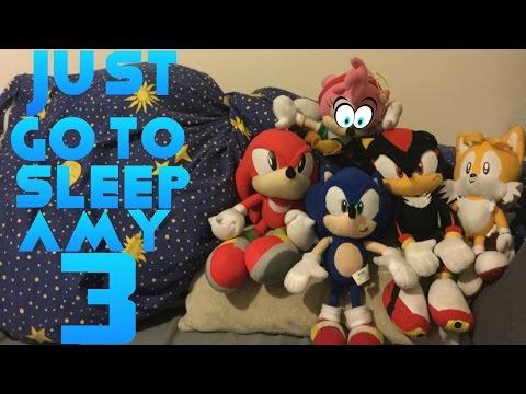 Sonic Plush Adventures - Just Go To Sleep Amy 3