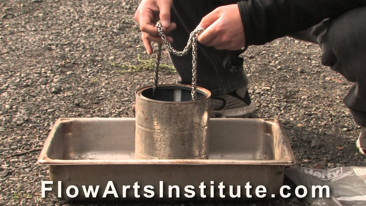 Fire Safety Part 3 of 5   Fuel Safety, Use, & Reclamation - Flow