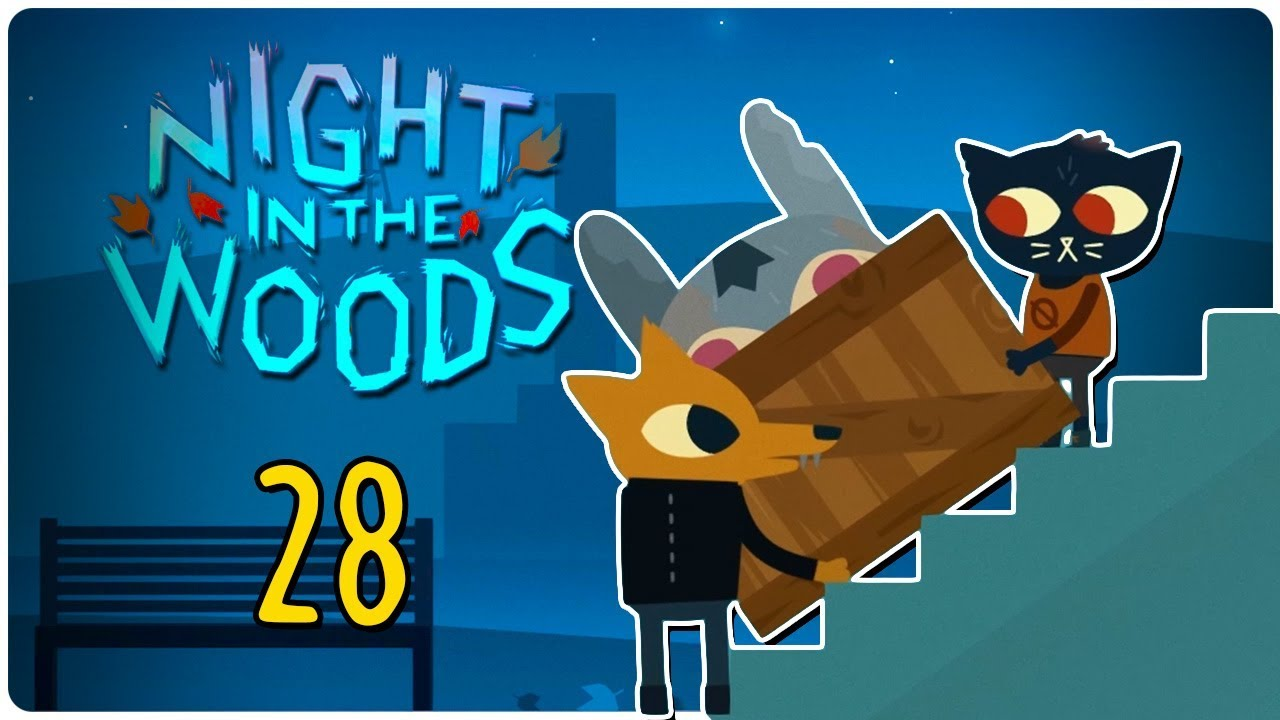 Night In The Woods: Weird Autumn expands on the original