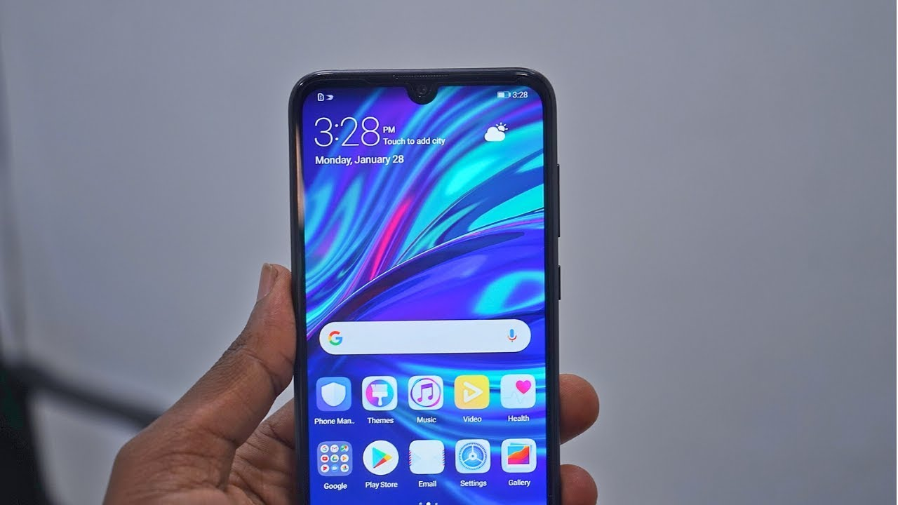 Huawei Y7 Prime 2019 Unboxing and First Impressions!