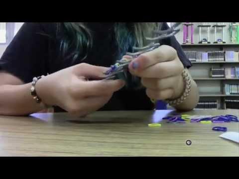 PBS Hawaii - HIKI N? Episode 511 | Waimea Canyon Middle School | Rubber Band Bracelet