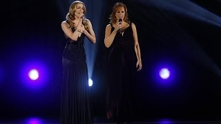Reba Mcentire & LeAnn Rimes - When you love someone like that