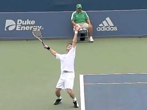 Quay chậm Andy Murray phát bóng | Tennishouse.vn