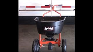 Agri-Fab 130# Spreader - Unboxing