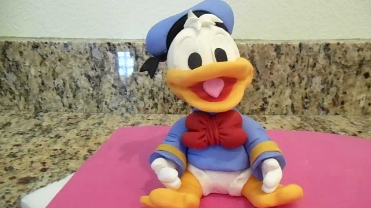 Duck Birthday Cake Toppers