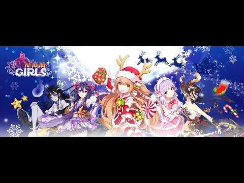 Christmas Event] Girl X Battle/Ninja Girls 7x 4888 SX Openings ...