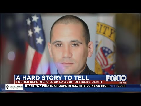 One year later, reporters look back on Officer Billa's death