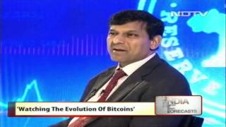 Raghuram Rajan's Comments on Bitcoins in India