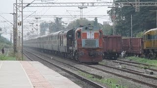 Fastest Diesel Action on WR : Pure Rampage by 12216 Garibrath!!!