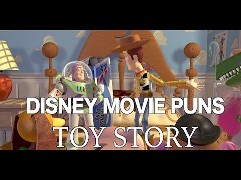Disney Movie Puns - Toy Story