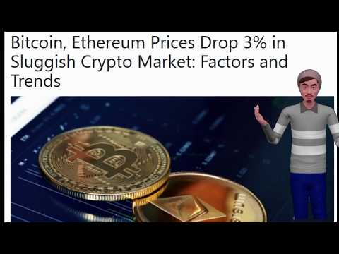 Main Factors Behind the Cryptocurrency Market Slump Update 2018
